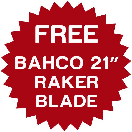 """Bahco 332-21-51 Ergo Bow Saw - 21"""""""