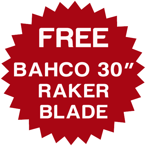 """Bahco 10-30-51 Bow Saw - 30"""""""