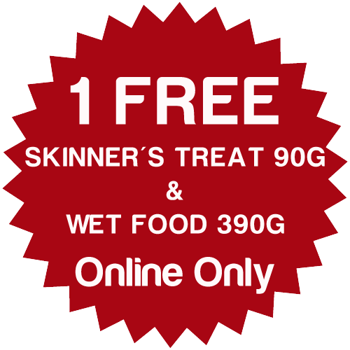 Skinner's Field & Trial Grain Free Chicken & Sweet Potato - 15kg