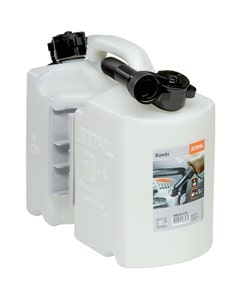 STIHL Combination Fuel Canister - Transparent