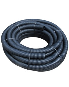 Unperforated Land Drainage Pipe - 50m 100mm