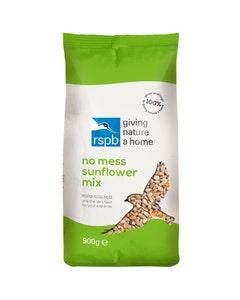 RSPB No Mess Sunflower Mix Wild Bird Food – 900g
