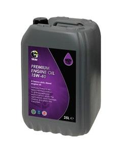 MVF Moleoil Premium Engine Oil 15W-40 - 25L