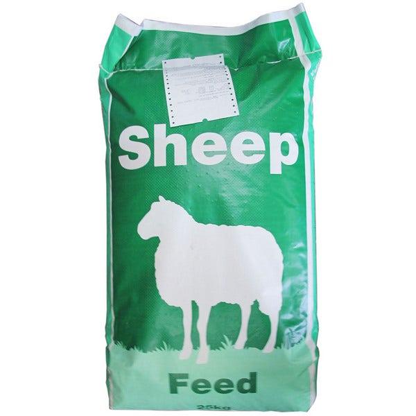 An image of MVF Multi-Lamb Pellets 18% - 25kg