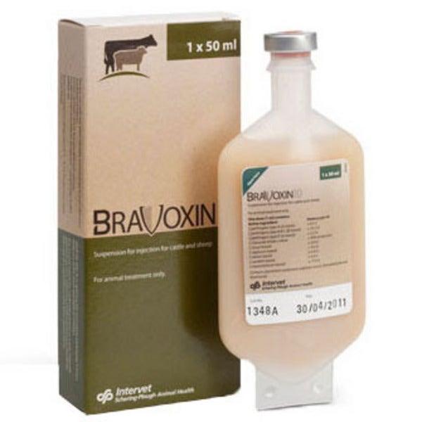 An image of Bravoxin 10 - 50ml