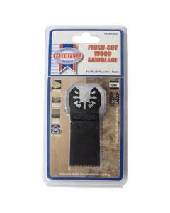 Faithfull Multi-Functional Tool Flush Cut Wood & Metal Blade - 22mm