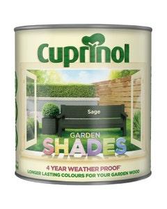 Cuprinol Garden Shades Wood Paint Sage - 2.5L