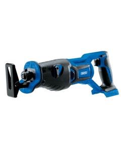 Draper D20 20V Brushless Reciprocating Saw - Bare Unit