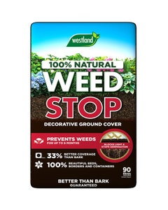 Westland Weed Stop Decorative Ground Cover - 90L
