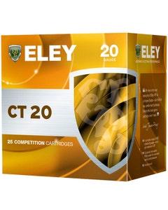 Eley Hawk CT 20 24 Gram Fibre Wad Cartridges