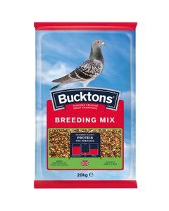 Bucktons Breeding Mix Pigeon Corn - 20kg
