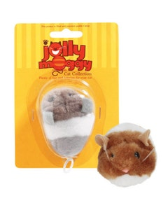 Vibro-Mouse Cat Toy