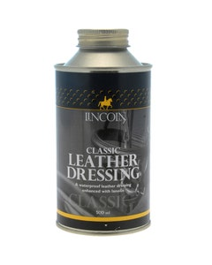 Lincoln Classic Leather Dressing - 500ml