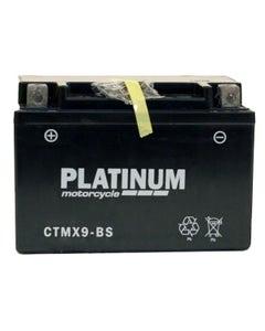 Platinum CTMX9.BS Motorcycle/Quad Battery 8Ah
