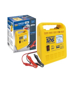 GYS Energy 126 Traditional 12V Battery Charger & Tester