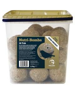 MVF Nutri-Bombs - Tub of 30