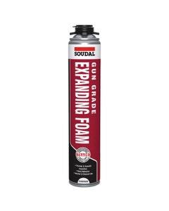 Soudal Gun Grade Expanding Foam - 750ml
