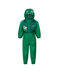 Regatta Children's Peppa Pig Charco Breathable Waterproof Puddle Suit