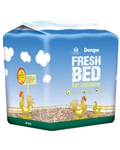 Dengie Fresh Bed For Chickens - 50L