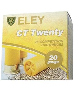 Eley Hawk CT Twenty 28 Grams Fibre Wad Cartridges