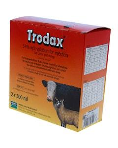 Trodax 34% Injection - 2 x 500ml
