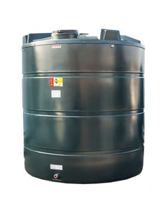 Deso Bunded Vertical Waste Oil Tank 9400L - V9400WOW