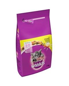 Whiskas Complete Kitten Chicken - 2kg