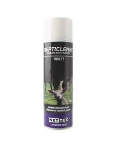 Net-Tex SeptiClense Spray Violet - 500ml