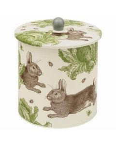Thornback & Peel Rabbit and Cabbage Biscuit Barrel - 480g