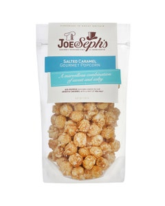 Joe & Sephs Salted Caramel Gourmet Popcorn - 80g