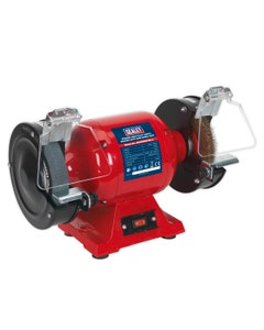 Sealey Heavy Duty Bench Grinder with Wire Wheel - 450W