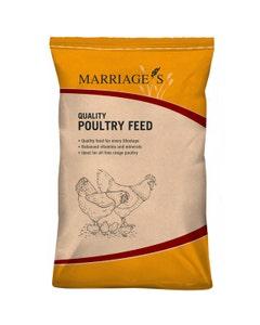 Marriages Poultry Breeder Pellets - 20kg