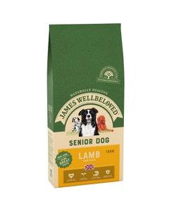 James Wellbeloved Senior Dog Lamb & Rice - 15kg