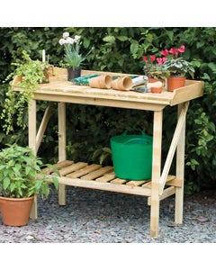 Forest Garden Potting Bench - Unassembled