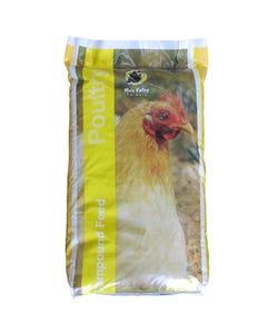 MVF Poultry Grower Pellets - 20kg