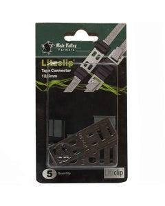 MVF Litzclip® Tape Connector 12.5mm - Pack of 5