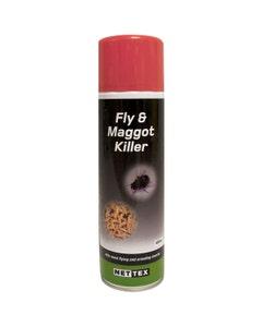 Net-Tex Fly & Maggot Killer - 450ml