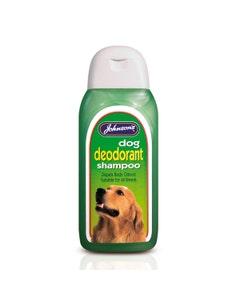 Johnson's Dog Deodorant Shampoo - 200ml