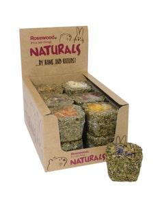 Rosewood Grainless Nibble Pots