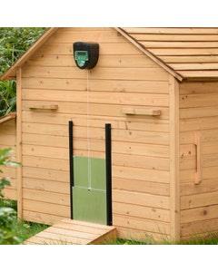 Brinsea Chicksafe Advance Poultry House Door Opener Including Door