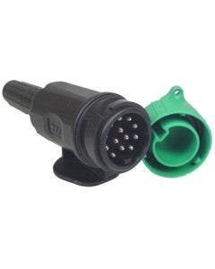 MVF Euro Plug - 12v 13 Pin