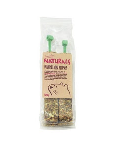 Naturals Pet Dandelion Sticks - 120g