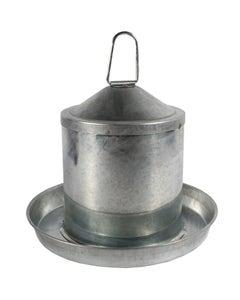 Copele Stainless Steel Poultry Drinker - 2L
