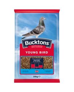 Bucktons Young Bird Pigeon Corn - 20kg