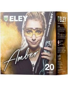 Eley Hawk Amber 21 Grams Fibre Wad Cartridges
