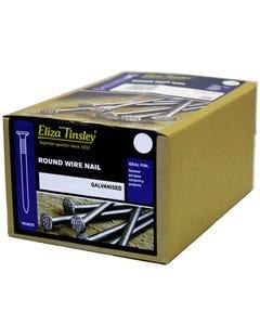 Eliza Tinsley Galvanised Round Wire Nail 125mm - 5kg