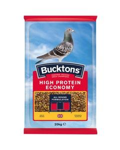 Bucktons High Protein Economy Pigeon Corn - 20kg