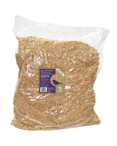 MVF Suet Pellets With Mealworms & Fruit Flavouring - 12.6kg