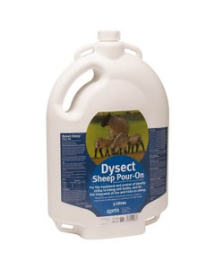 Dysect Sheep Pour On - 5L