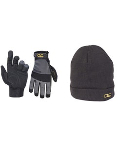 Kuny's PK3015 Work Gloves & Beanie Hat